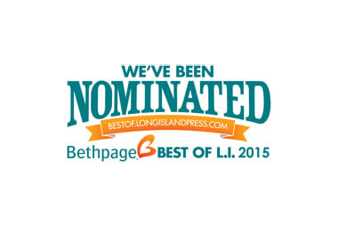 We have been Nominated Best Mortgage Company of LI 2015